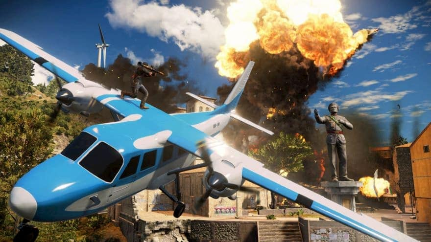 Just Cause 3 Video Game