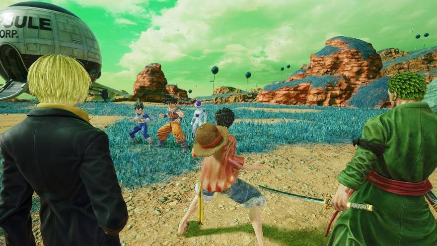 , JUMP FORCE Deluxe Edition Steam Key GLOBAL, P2Gamer