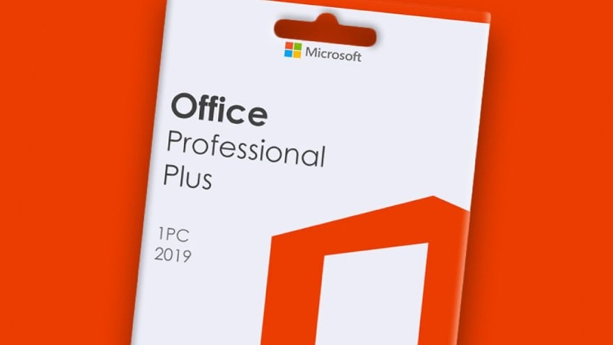 Microsoft Office Professional 2019 Plus