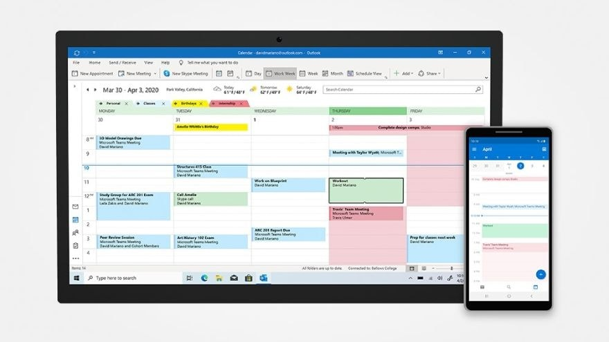 Microsoft 365 - Outlook