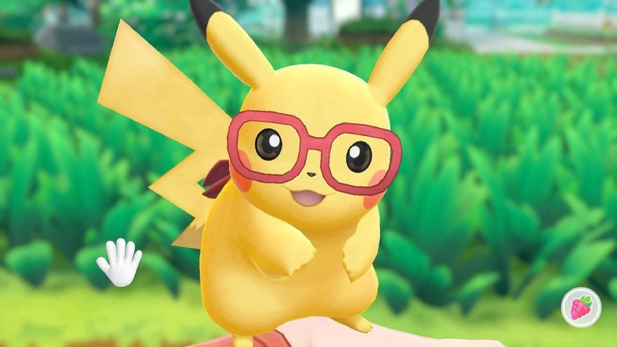 Pokémon: Let's Go, Pikachu! Nintendo Switch