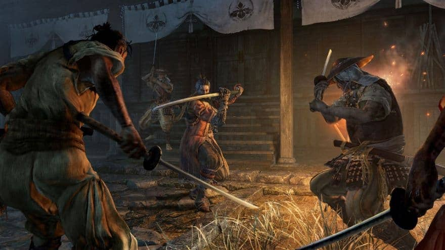 Gameplay in Sekiro