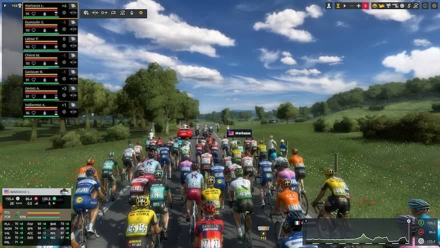 Pro Cycling Manager game (2019)
