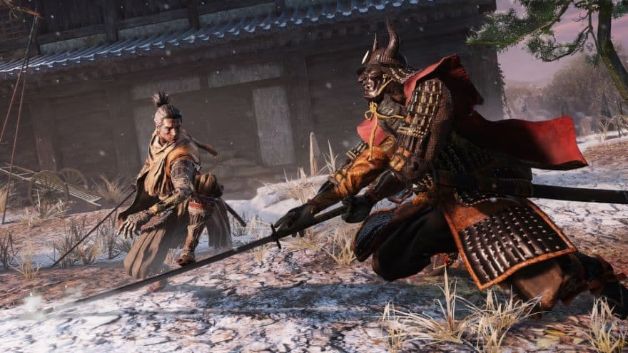 Combat mechanics in Sekiro