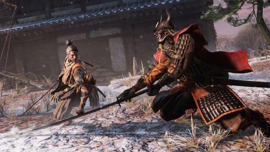Combat mechanics in Sekiro