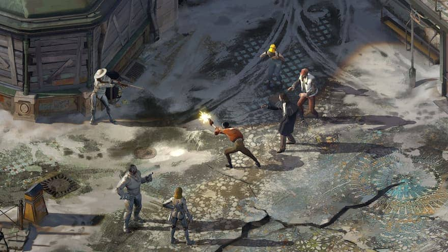 Disco Elysium Dectective Game