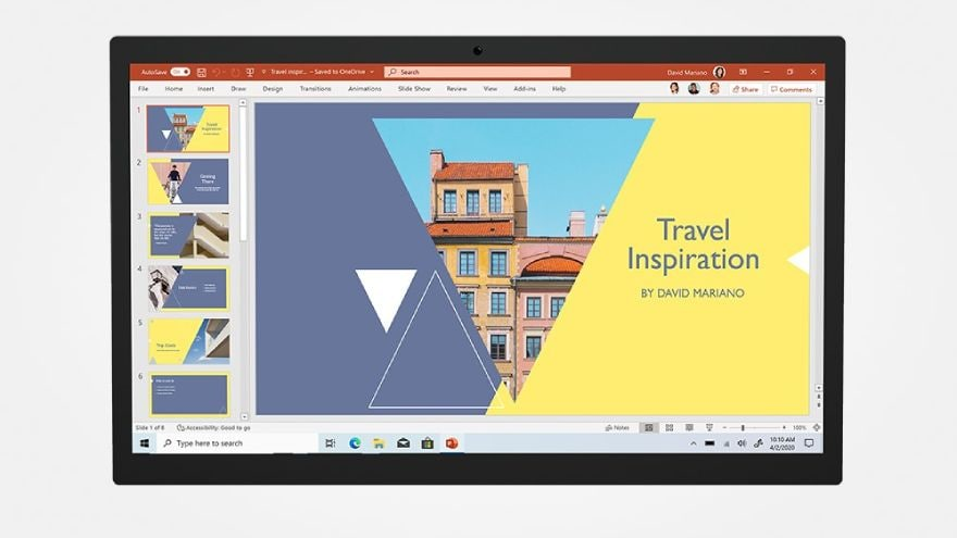 Microsoft 365 - PowerPoint