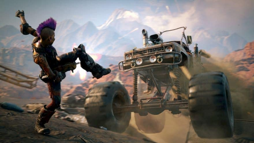 rage 2 vehicle combat