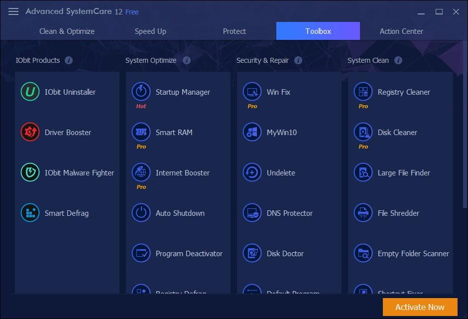 iobit registry cleaner serial key