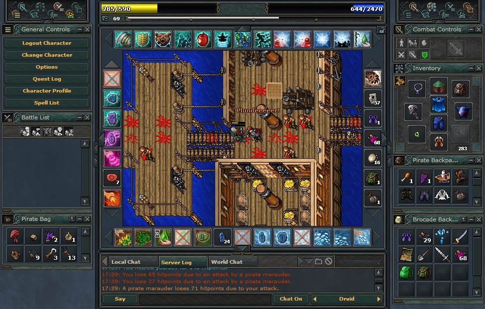 Tibia PACC Premium Time 30 Days GLOBAL Cipsoft Code