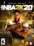 NBA 2K20 Digital Deluxe (PC) - Steam Gift - GLOBAL