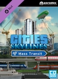 Cities: Skylines - Mass Transit Steam Key GLOBAL