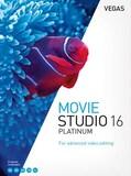 MAGIX VEGAS Movie Studio 16 Platinum (PC) - Magix Key - GLOBAL