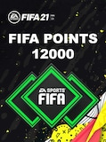 Fifa 21 Ultimate Team 12000 FUT Points - Xbox Live Key - GLOBAL