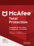 McAfee Total Protection 1 Device 3 Years Multidevice Key GLOBAL