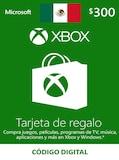 XBOX Live Gift Card 300 MXN Xbox Live Key MEXICO