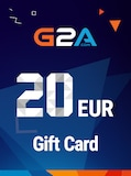 G2A Gift Card G2A.COM Key GLOBAL 20 EUR