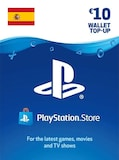 PlayStation Network Gift Card 10 EUR - PSN SPAIN