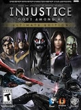Injustice: Gods Among Us - Ultimate Edition Steam Key GLOBAL
