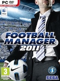 Football Manager 2011 Steam Key GLOBAL