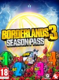 Borderlands 3 Season Pass (DLC) - Epic Games Key - EUROPE