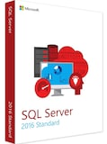 Microsoft SQL Server 2016 Standard (PC) - Microsoft Key - GLOBAL