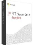 Microsoft SQL Server 2012 Standard (PC) - Microsoft Key - GLOBAL