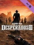 Desperados III Season Pass (PC) - Steam Gift - GLOBAL