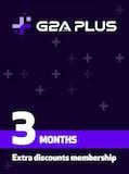 G2A PLUS Subscription (3 Months) - G2A.COM Key - GLOBAL