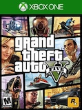 Grand Theft Auto V Xbox One Key GLOBAL