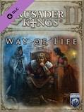 Crusader Kings II - Way of Life Steam Key GLOBAL