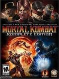 Mortal Kombat: Komplete Edition Steam Key GLOBAL