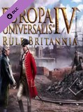 Europa Universalis IV: Rule Britannia Steam Key GLOBAL