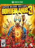 Borderlands 3 Super Deluxe Edition XBOX LIVE Key UNITED STATES