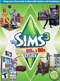 The Sims 3 70s, 80s, & 90s Stuff Origin Key GLOBAL