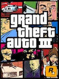 Grand Theft Auto III Steam Key GLOBAL
