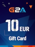 G2A Gift Card G2A.COM Key GLOBAL 10 EUR