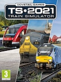 Train Simulator 2021 (PC) - Steam Key - GLOBAL