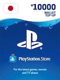 PlayStation Network Gift Card 10 000 YEN - PSN JAPAN