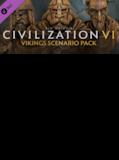 Sid Meier's Civilization VI - Vikings Scenario Pack Steam Key GLOBAL
