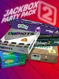 The Jackbox Party Pack 2 (PC) - Steam Key - GLOBAL