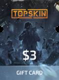 Topskin.gg Gift Card 3 USD
