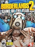 Borderlands 2 GOTY Steam Key EUROPE