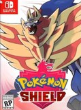 Pokemon Shield Nintendo Switch Key EUROPE