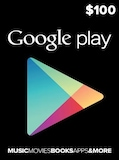 Google Play Gift Card 100 USD NORTH AMERICA
