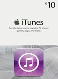 Apple iTunes Gift Card 10 EUR iTunes ITALY