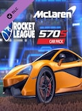 Rocket League® - McLaren 570S Car Pack Steam Gift GLOBAL
