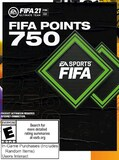 Fifa 21 Ultimate Team 750 FUT Points - Xbox Live Key - GLOBAL