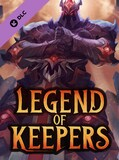 Legend of Keepers - Supporter Pack (PC) - Steam Gift - NORTH AMERICA