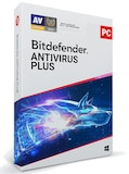 Bitdefender Antivirus Plus 1 Device 1 Year PC Bitdefender Key GLOBAL